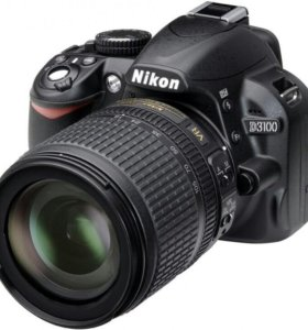 Зеркальный фотоаппарат Nikon D3100 Kit 18-105 VR (