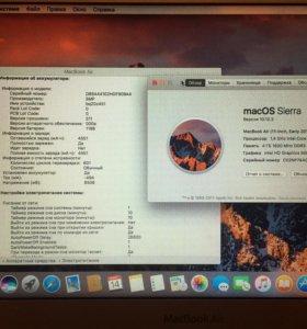 Macbook Air 2014 11 дюймов