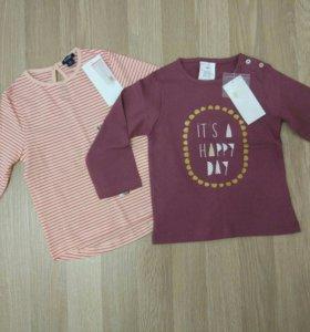 Новая одежда для девочки 1-1.5 (рост 77-82 см)