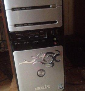 Компьютер irbis X55e , компьютерный блок