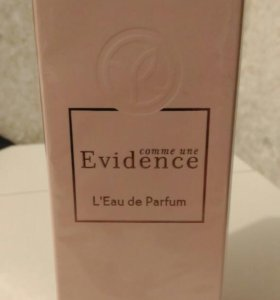 EDP Comme une Evidence 50 мл
