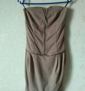 Платье-бюстье р.42-46