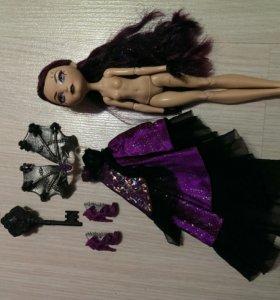 Набор рейвен квин оригинал кукла мх