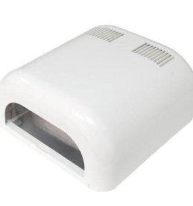 Новая уф лампа для ногтей JessNail 36W