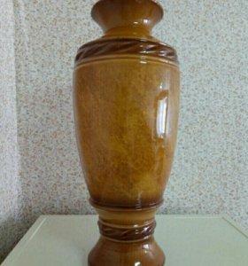 Новая керамическая ваза