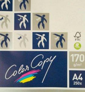 Бумага для принтера для цветной цифровой печати