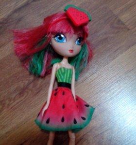 Кукла ЛаДиДа фруктовый коктейль