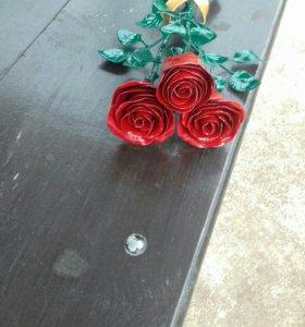 Роза лучший подарок