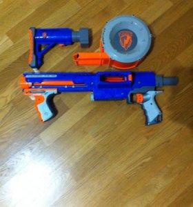 Бластер Nerf (raider cs 35)
