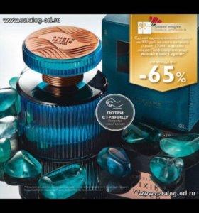 Парфюмированная вода Amber Elixir Oriflame