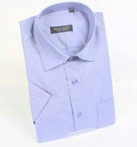 Рубашка новая с коротким рукавом