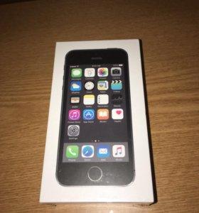 iPhone 5s оригинал залочен на оператора