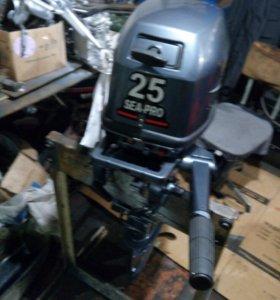 Продам запчасти на плм Yamaha-25
