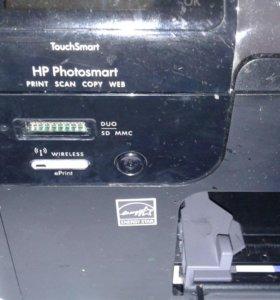 продаю принтер hp.