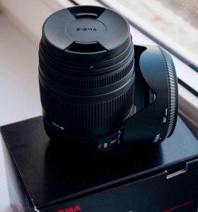 Объектив Sigma 18-250 mm