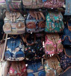 рюкзаки маленькие