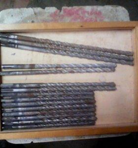Сверла для перфоратора диаметр12 мм