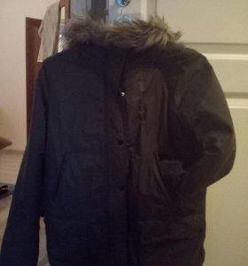 Зимняя куртка. Mango