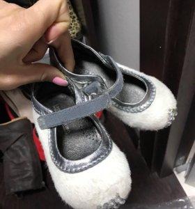 Туфли на девочки pinko pollini