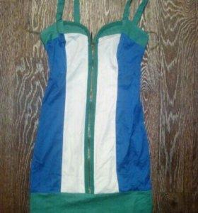 Платье  42-44 в хорошем состоянии