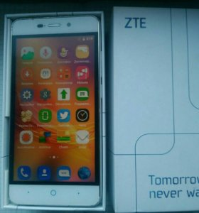 Телефон ZTE blade x3