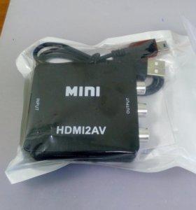Конвертер HDMI в AVI