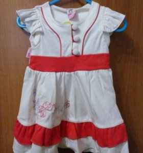 Новое платье для малышки