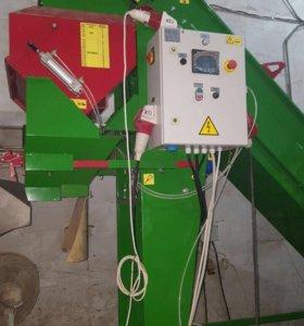 Оборудование для фасовки овощей.