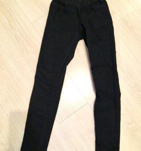 Узкие джинсы скинни 34