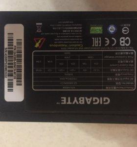 Блок питания gigabyte 500w