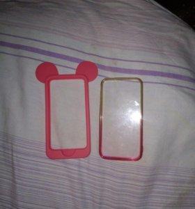 Чехлы на айфон 4-4s