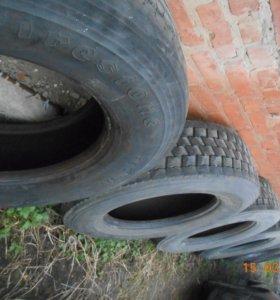Комплект грузовых шин