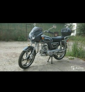Мопед Alpha Pantera 110cc 4T