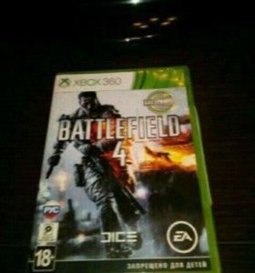 Battlefield 4 Обменяю xbox