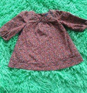 Платье-туника baby Gap