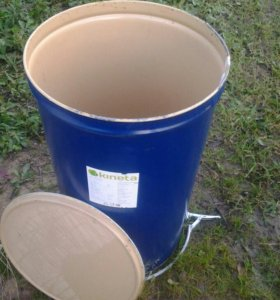 Бочка металл 200 литров