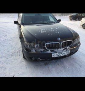 Продам BMW 750i