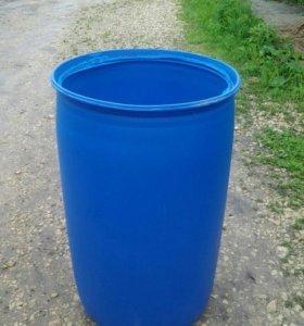 Бочка пластик 220 литров