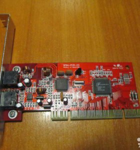 Фм (FM) тюнер MediaForte SF64 PCR-03 PCI Card