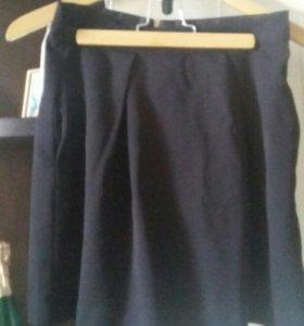 Классика чёрная юбка