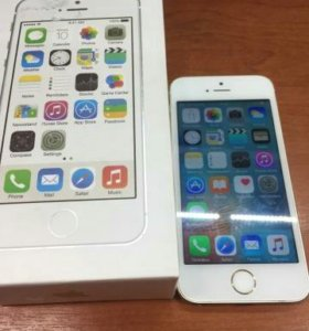 iPhone 5s gold (76729)