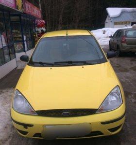 Форд фокус 1