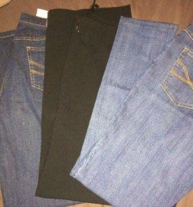 Джинсы и брюки р.58-60
