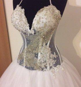 Новое свадебное платье !!!!