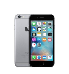 iPhone 6 16gb новый