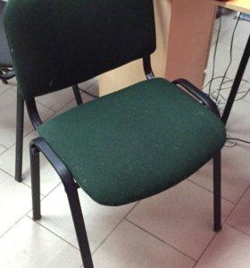 Офисные стулья 4 шт