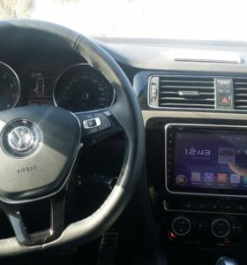 Автомобиль Volkswagen jetta 2016