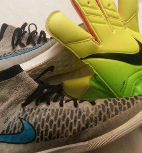 Бутсы (Футзалки) Nike Magista