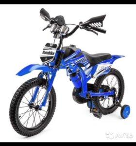 Велосипед SR Motobike Sport для детей 4+