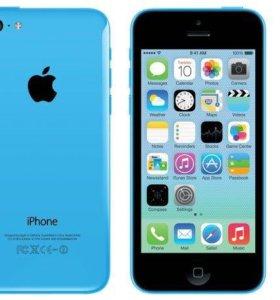 iPhone 5c blue, 16 gb